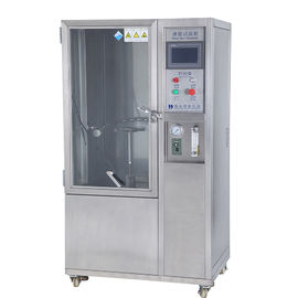 China Spray-Klimatest-Kammern, Korrosions-Test-Standardkammer Ipx3 Ipx4 automatische fournisseur